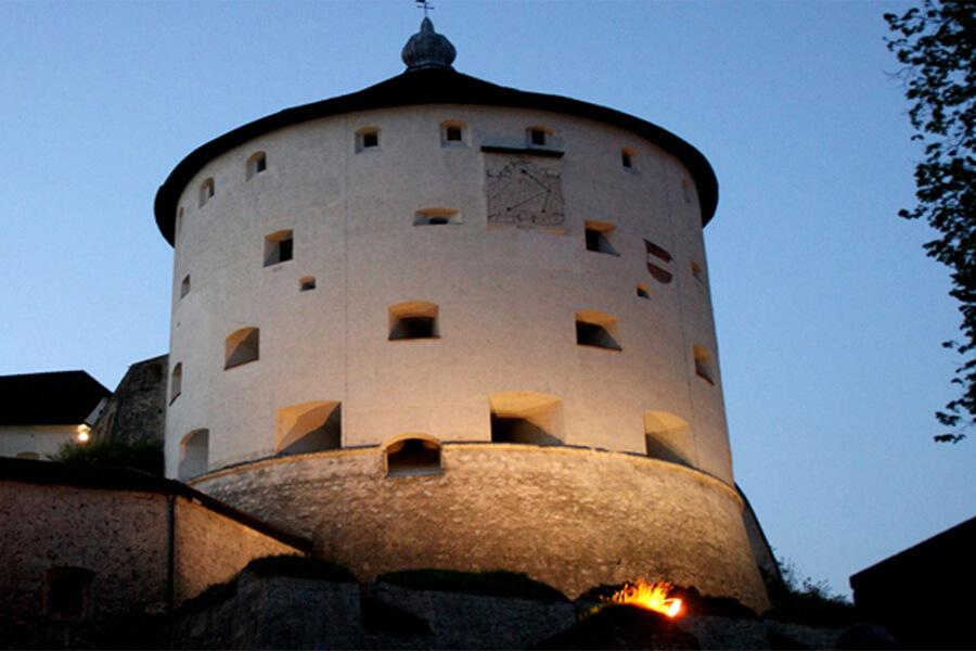 MUSEUM IM STAATSGEFÄNGNIS, Festung Kufstein, Kaiserturm